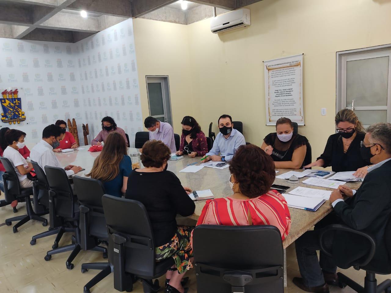 Em primeira reunião com novo reitor, ADCESP apresenta reivindicações e cobra ações para o contexto da Pandemia